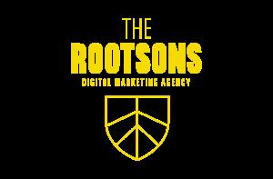 logo y escudo The Rootsons vertical
